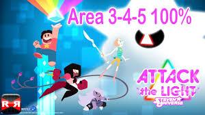 Attack The Light Steven Universe Light Rpg Area 3 4 5