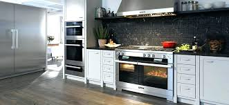 miele double oven with warming drawer