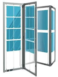 A Frame Display Stands Nova Display Systems Modular Floorstanding Display System 80