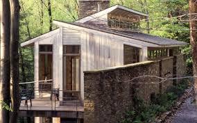 baby nursery sloping hill house plans steep hillside