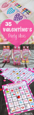 A party is the perfect way to express your friendship or affection for the birthday honoree. 50 Fun Valentine S Day Party Ideas Treats Crafts Games And Decorations