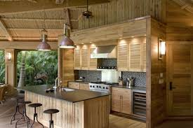 Innovative Tropical Kitchen Design Tropical Kitchen Home Design Ideas  Pictures Remodel And Decor