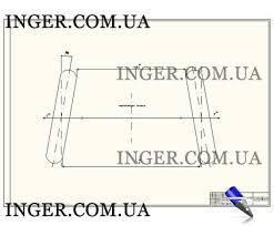 Примеры чертежей для дипломов inger  Пример чертежа для диплома в программе autocad фото 2