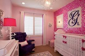 Some Ideas of Baby Girls Room Designs  Cute Design For Girls Baby Rooms  With Purple