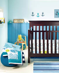 baby bedding set embroidery ocean whale crib sets pieces cotton quilt bedskirt per blanket dragonfly black