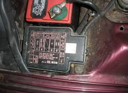 honda civic fuse box diagrams honda tech fuse box location