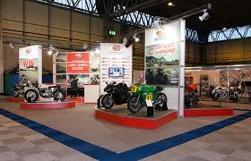 Motorcycle Display Stand Exhibition stand for Bennetts Motorcycle Insurance 31