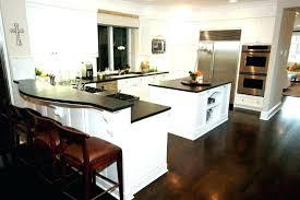 White kitchen dark wood floor Espresso Stained Wood Dark Wood Floors Kitchen White Kitchens With Dark Floors Dark Wood Floor Kitchen White White Kitchen Tovariboard Dark Wood Floors Kitchen Awesome Dark Kitchen Cabinets With Dark