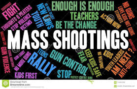 Image result for mass shooting word