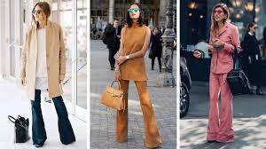 <b>Брюки</b>-<b>клеш</b> 2019: основные виды и как носить самые модные ...
