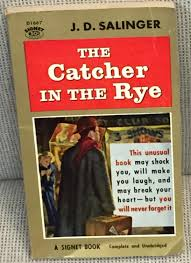 the catcher in the rye essay topics argumentative thesis on  catcher in the rye by salinger abebooks quick essay topics