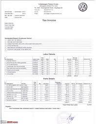 car service invoice template car service invoice