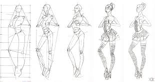 drawings fashion designs model drawings fashion design fashion models