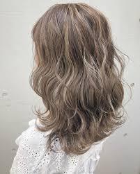 今日も髪がいい波ノってますコテを使ったゆるふわ波ウェーブヘアの