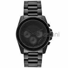 michael kors men s watch in gold michael kors original mk8482 men brecken black ion plated stainless steel watch