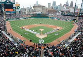Driving To Detroit And A First Date With Comerica Park The
