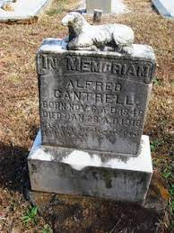 Alfred D Cantrell (1846-1918) - Find A Grave Memorial