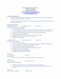 Rn Sample Resume Fresh Ability Summary Resume Examples Examples Of