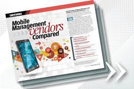 Document Management Systems Comparison Chart Download Emm Vendor Comparison Chart 2019 Computerworld