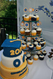 Graduation Cupcake Cake Ideas Party Best Cakes Ideas For Party