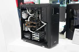 Fractal Design Arc Midi R2 Amazon Fractal Design Launches The Arc Xl And Arc Mini R2 Cases