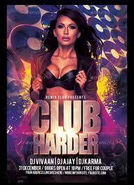 club flyer templates club flyer night club flyer templates 20 club flyer templates
