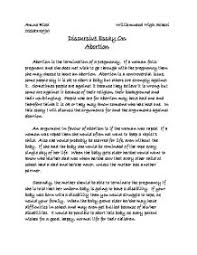 essay on against abortion term paper how to write an essay arguments against abortion a look at biblical