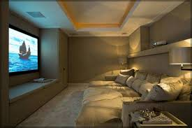 Modern Basement Ideas For Family Home Design Intended Decorating And Impressive