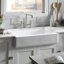 Lavish White Kitchen Faucet Sink With Old Vintage Faucet Tips to ...