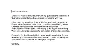 How Not To Write A Cover Letter Jobs