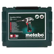 <b>Дрель</b>-<b>шуруповерт аккумуляторная Metabo</b> PowerMaxx BS, 10.8 В ...