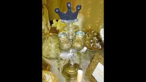 Astonishing Little Prince Baby Shower Decorations 96 About Remodel Prince Themed Baby Shower Centerpieces