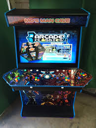 CandyCabs - Arcade Machines For The Home And Office - Slimline Range