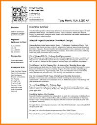 Landscaping Resume Examples Beautiful Landscape Foreman Resume Sample Ideas Example Resume 36