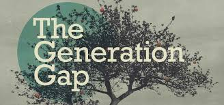 short essay on generation gap