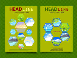 Book Cover Design Free Download Book Cover Design With Pictures On Polygons Free Vector In