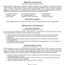Resume Personal Profile Beautiful Professional Profile Resume