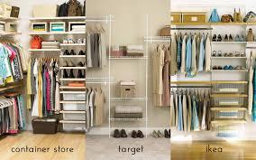 Portfolio Closet Systems Ikea Storage Organizer Ideas Build Www