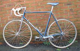 early 1980s motobecane team champion racing bicycle