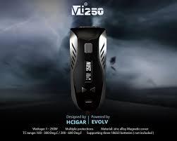 original hcigar vt250 tc mod with dna250 chip 1 250w 100 300c