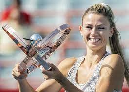 Giorgi knocks out Pliskova to win title ...
