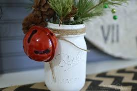 Mason Jar Holiday Decorations DIY Faux Spring Christmas Tree Mason Jar Decor Our Thrifty Ideas 46