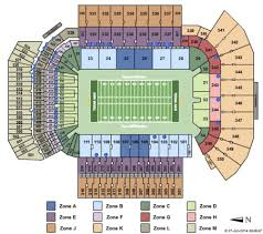 Kyle Field Zone Club Seating Chart Kyle Field Tickets And Kyle Field Seating Charts 2019 Kyle