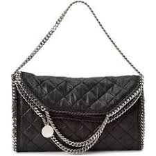 STELLA MCCARTNEY Falabella Metallic Shaggy Deer Small Tote ... & Stella Mccartney Falabella Quilted Shaggy Deer Fold Over Tote... (865 CHF) Adamdwight.com