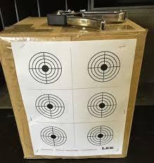 target box