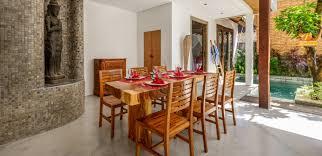 Balinese Kitchen Design Gorgeous Tropical Villas In Bali