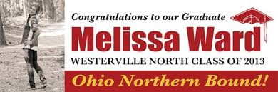 Graduation Banners Westerville Signs Banners Columbus Ohio