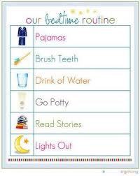 Dress Up Your Daily Routines Printables Chore Chart Kids
