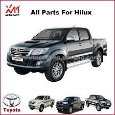 Hilux 2013 Parts /All Parts For Toyota Hilux 2.7L - Guangzhou Xm ...
