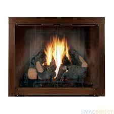 hearth craft fireplace fireplace glass